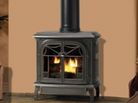 B Vent Cast Iron Stove