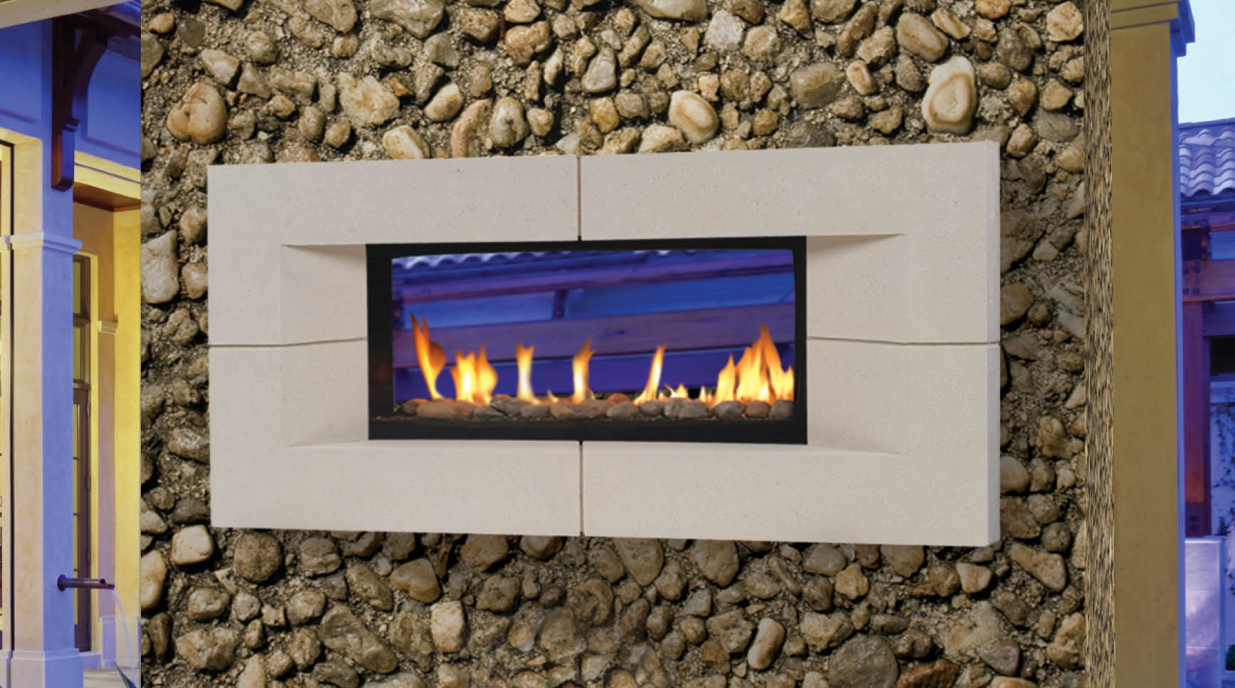 Outdoor Fireplaces Appalachian Chimney