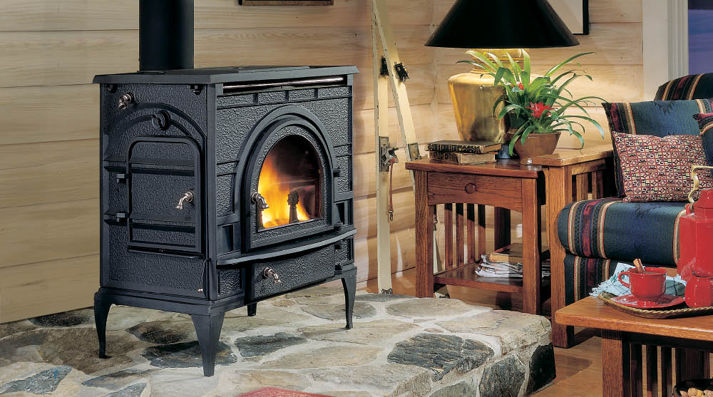 Dutchwest Catalytic Wood Stove