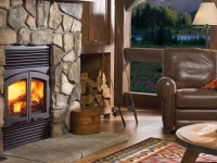 Regency Classic Wood Fireplace