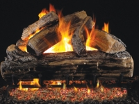 Charred Series- Burnt Split Oak
